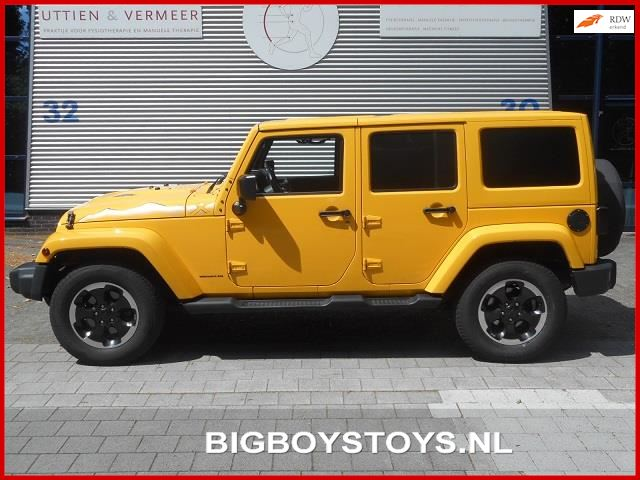 Jeep Wrangler occasion - Big Boys Toys