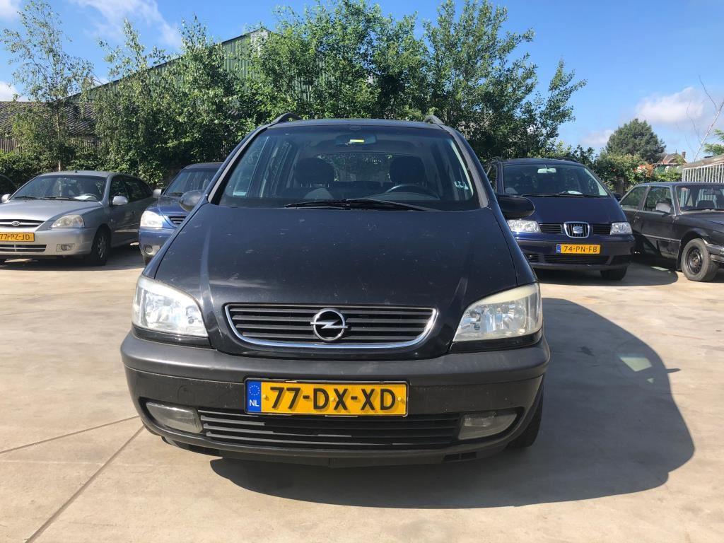 Opel Zafira occasion - Team Allround Venlo