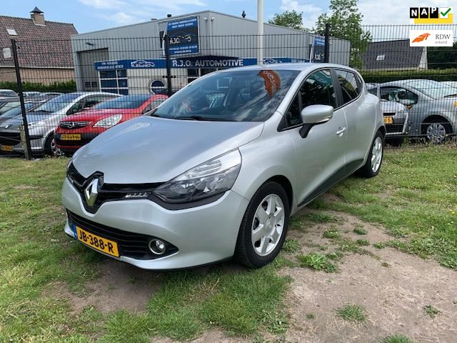 Renault Clio occasion - RJO Automotive