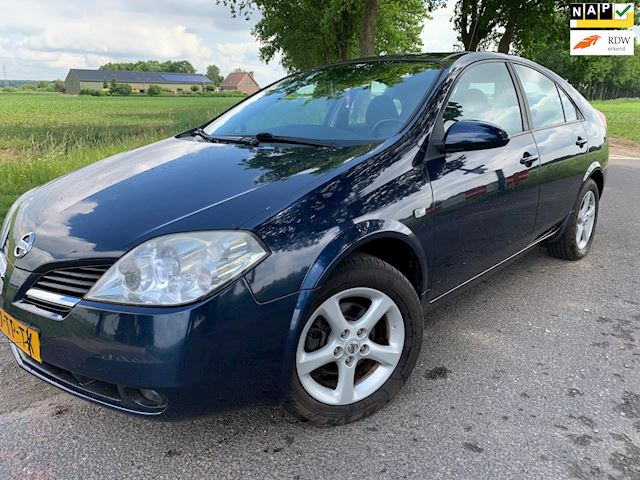 Nissan Primera 1.8 Business Edition 2006
