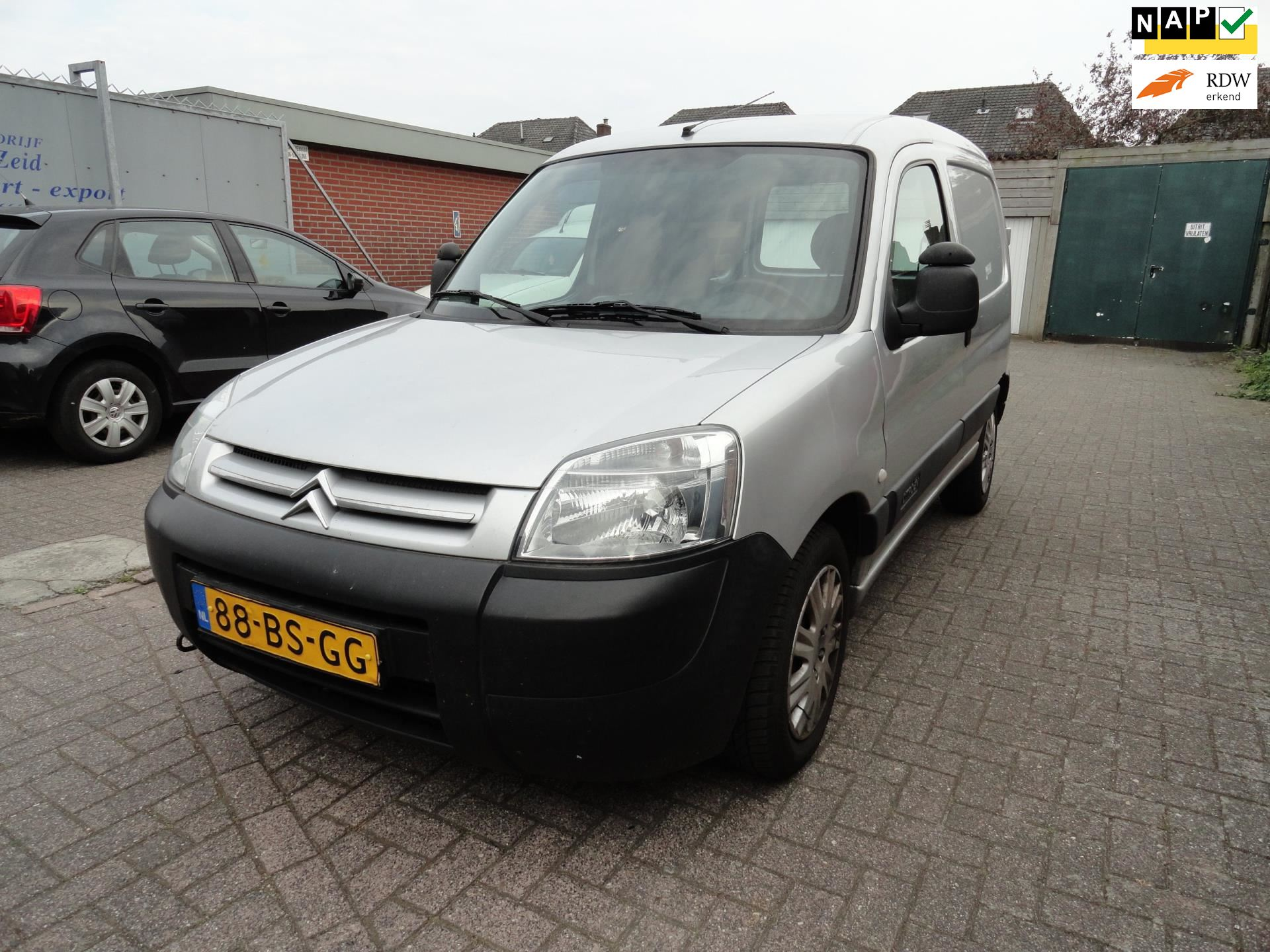 Citroen Berlingo occasion - Autobedrijf Abouzeid