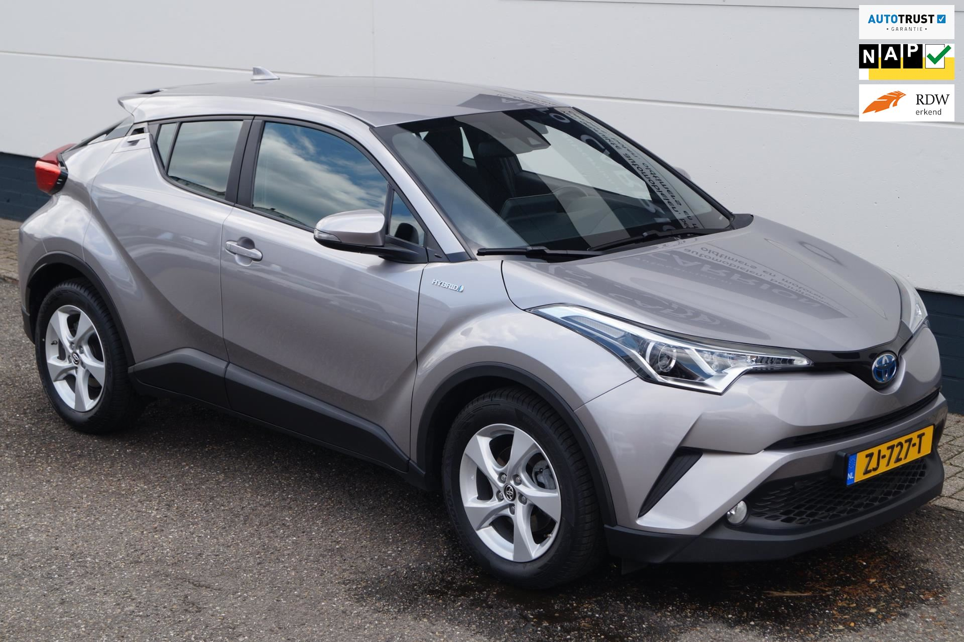 Toyota C-HR occasion - CARRION