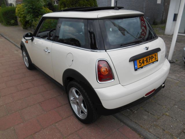 Mini Mini 1.4 One Anniversary MK II