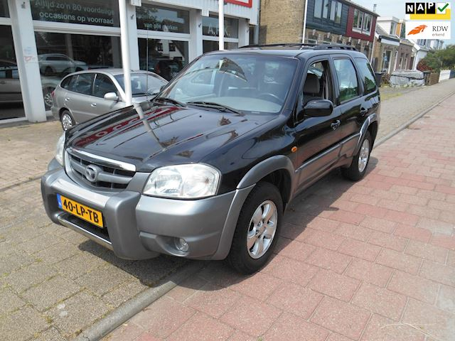 Mazda Tribute 2.0 Exclusive 4WD