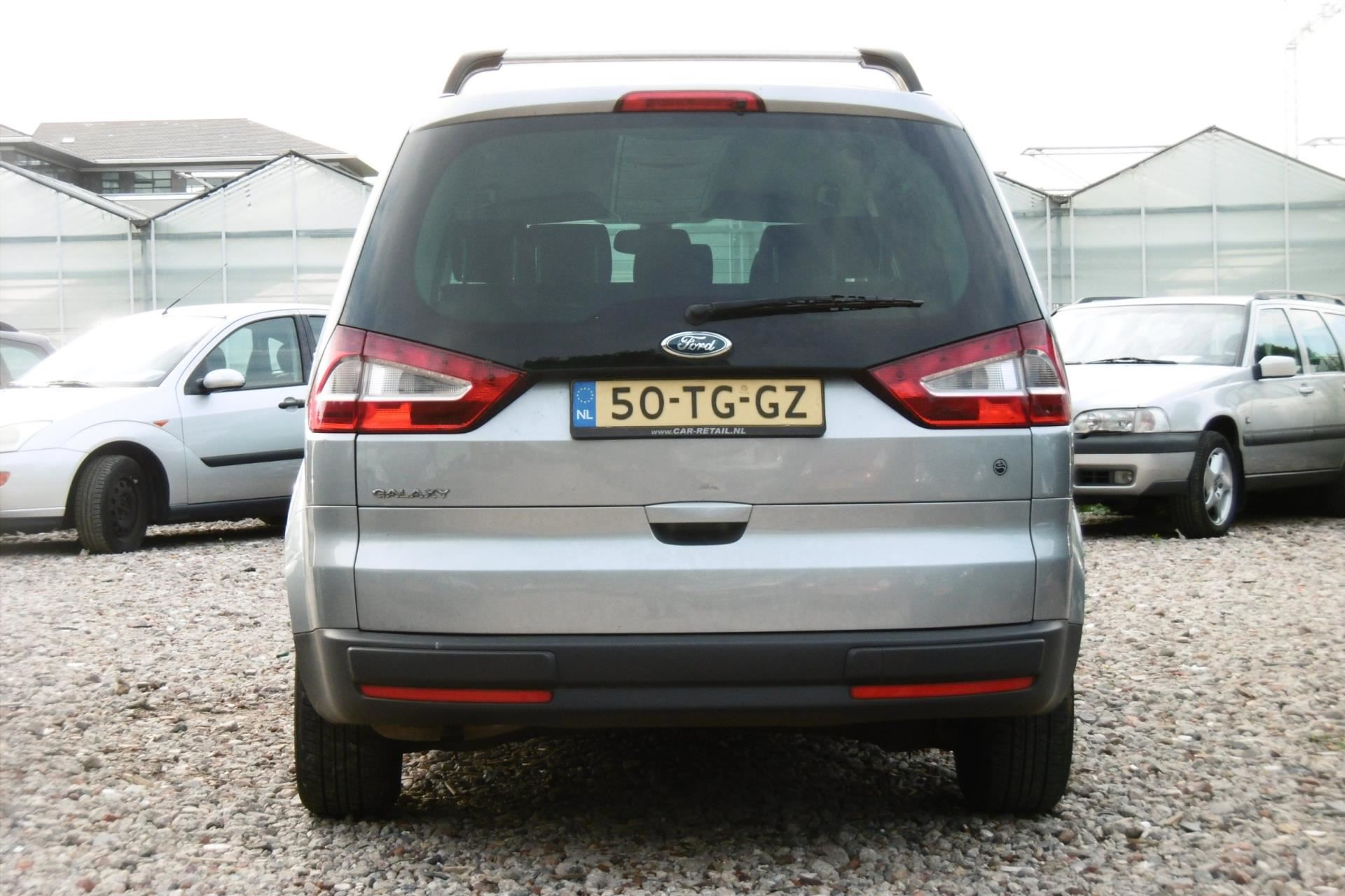 Ford Galaxy occasion - Dunant Cars