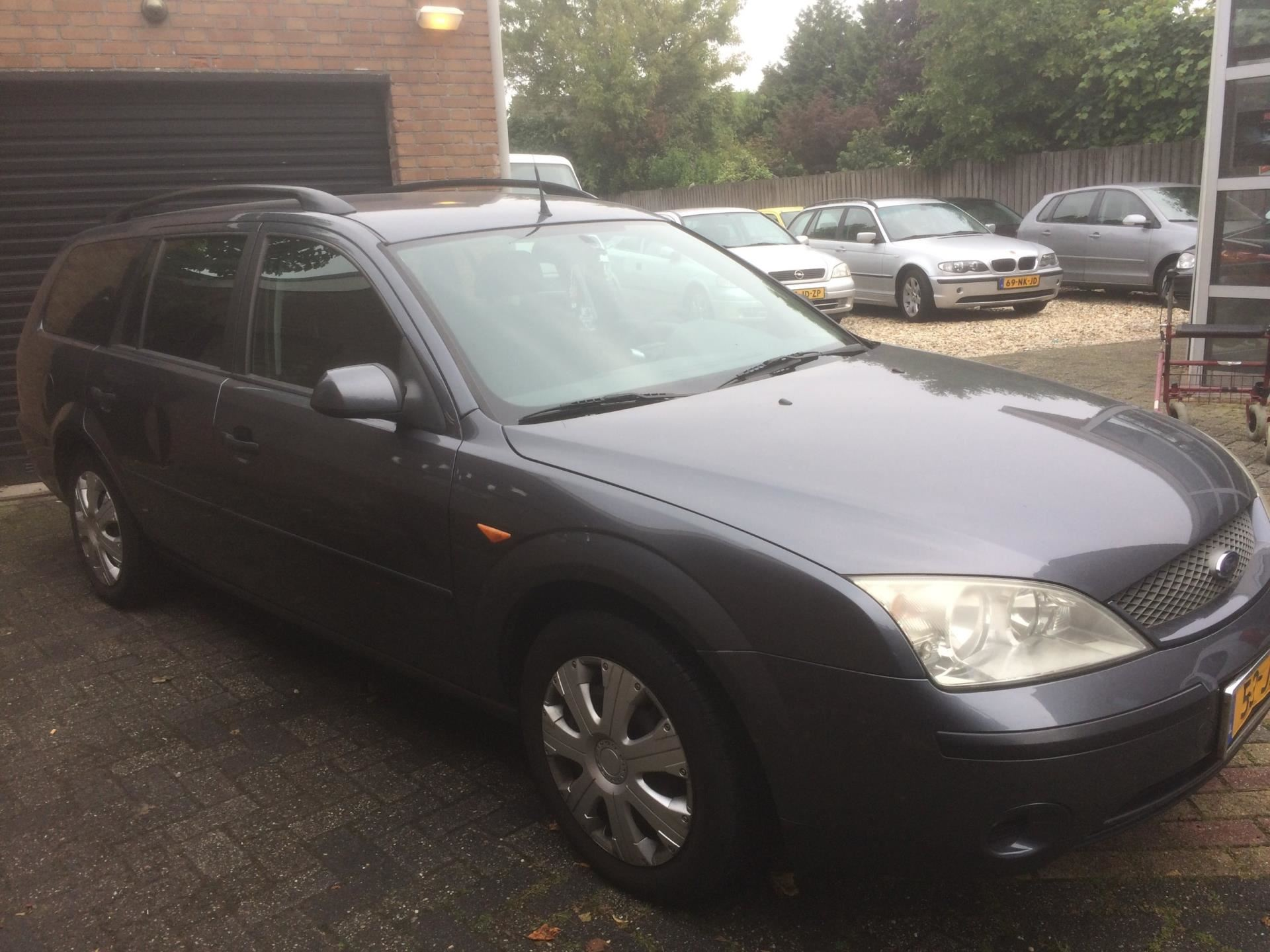 Ford Mondeo Wagon occasion - HB Cars