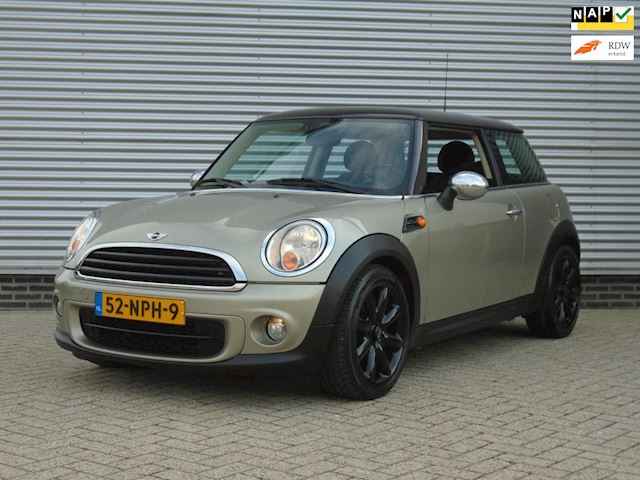 Mini Mini 1.6 One D Business Line
