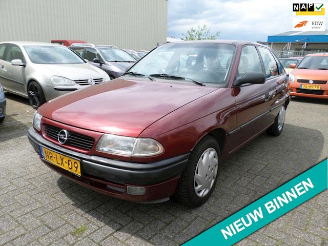 Opel Astra occasion - Honnef Auto's