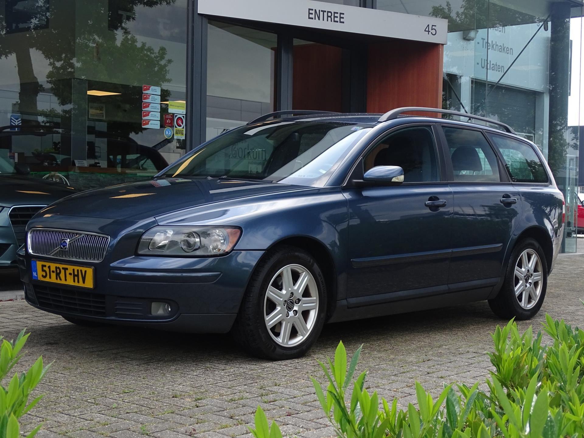 Volvo V50 occasion - Autobedrijf van Gorkum