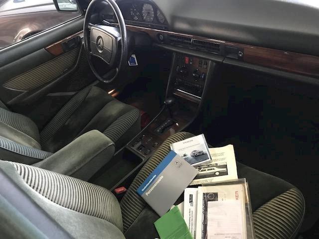 Mercedes-Benz S-klasse 500 SEL