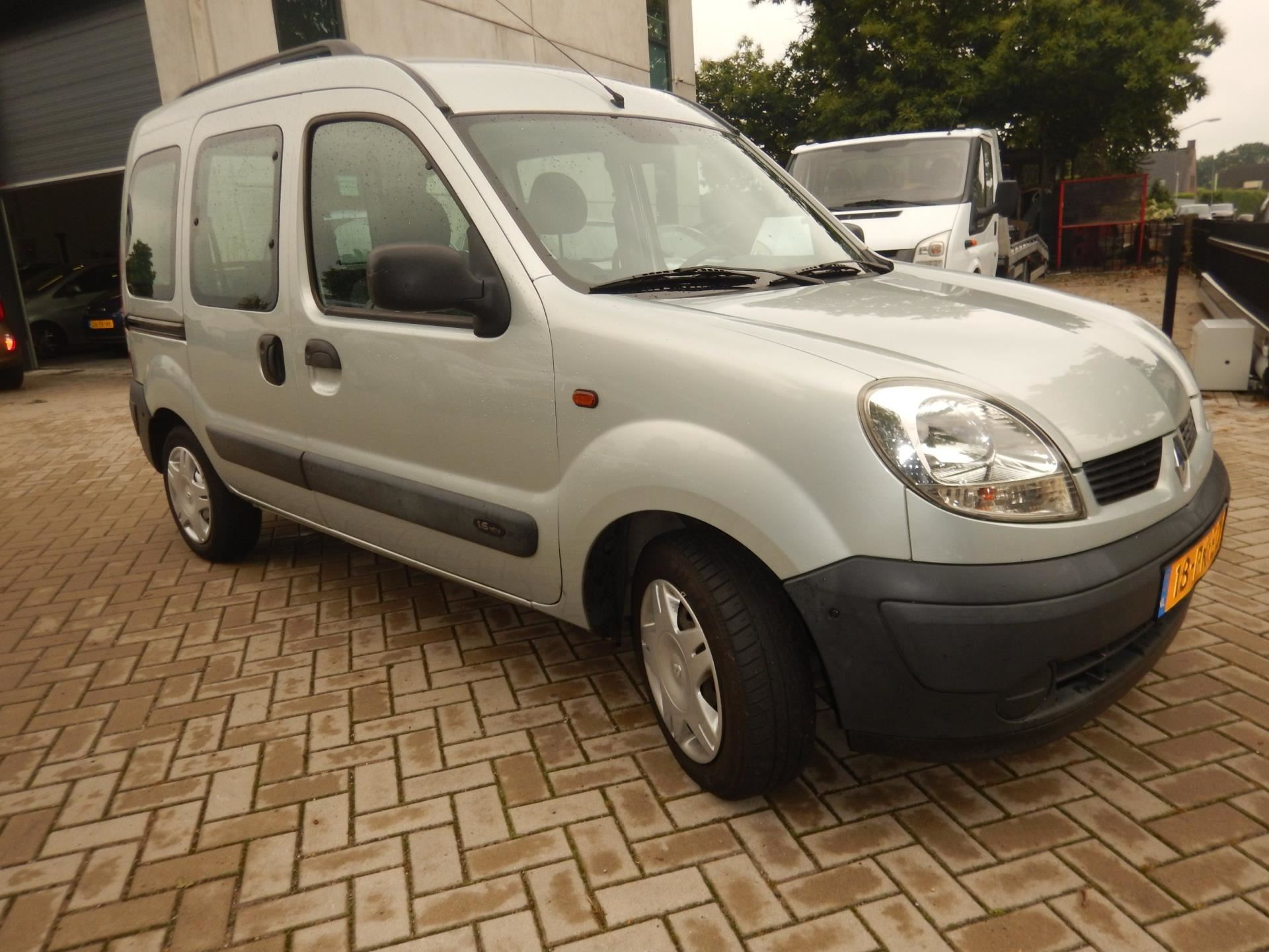 Renault Kangoo occasion - Pitstop 4 You