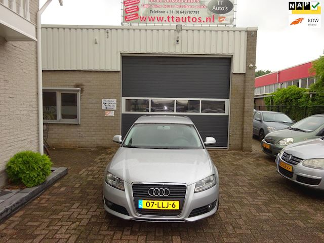 Audi A3 Sportback 1.8 TFSI Attraction Business Edition Let op auto is in nieuw staat Alleen is de motor niet 100 procent
