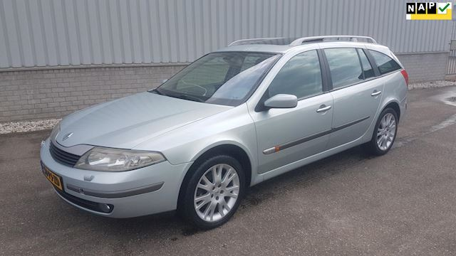 Renault Laguna Grand Tour 2.2-16V dCi Tech Line