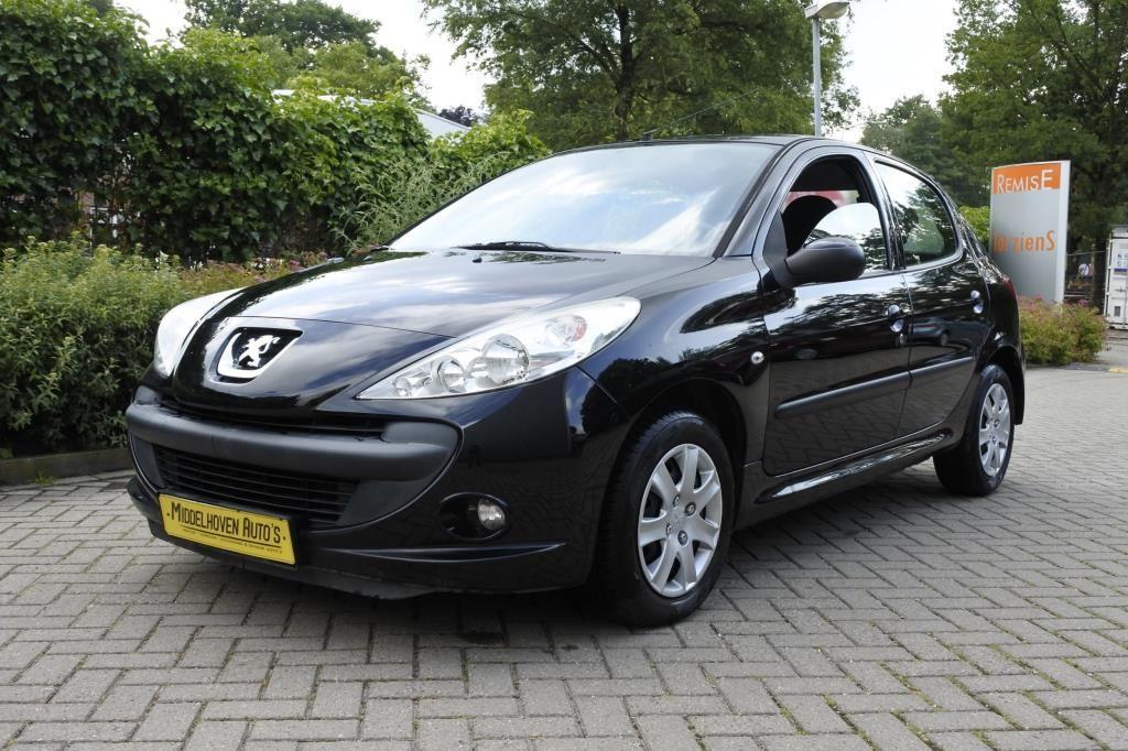 Peugeot 206  occasion - Middelhoven Auto's