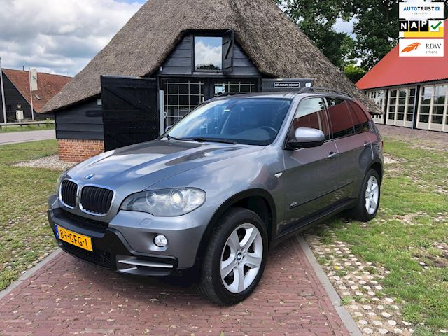 BMW X5 3.0d High Executive in uitmuntende staat!