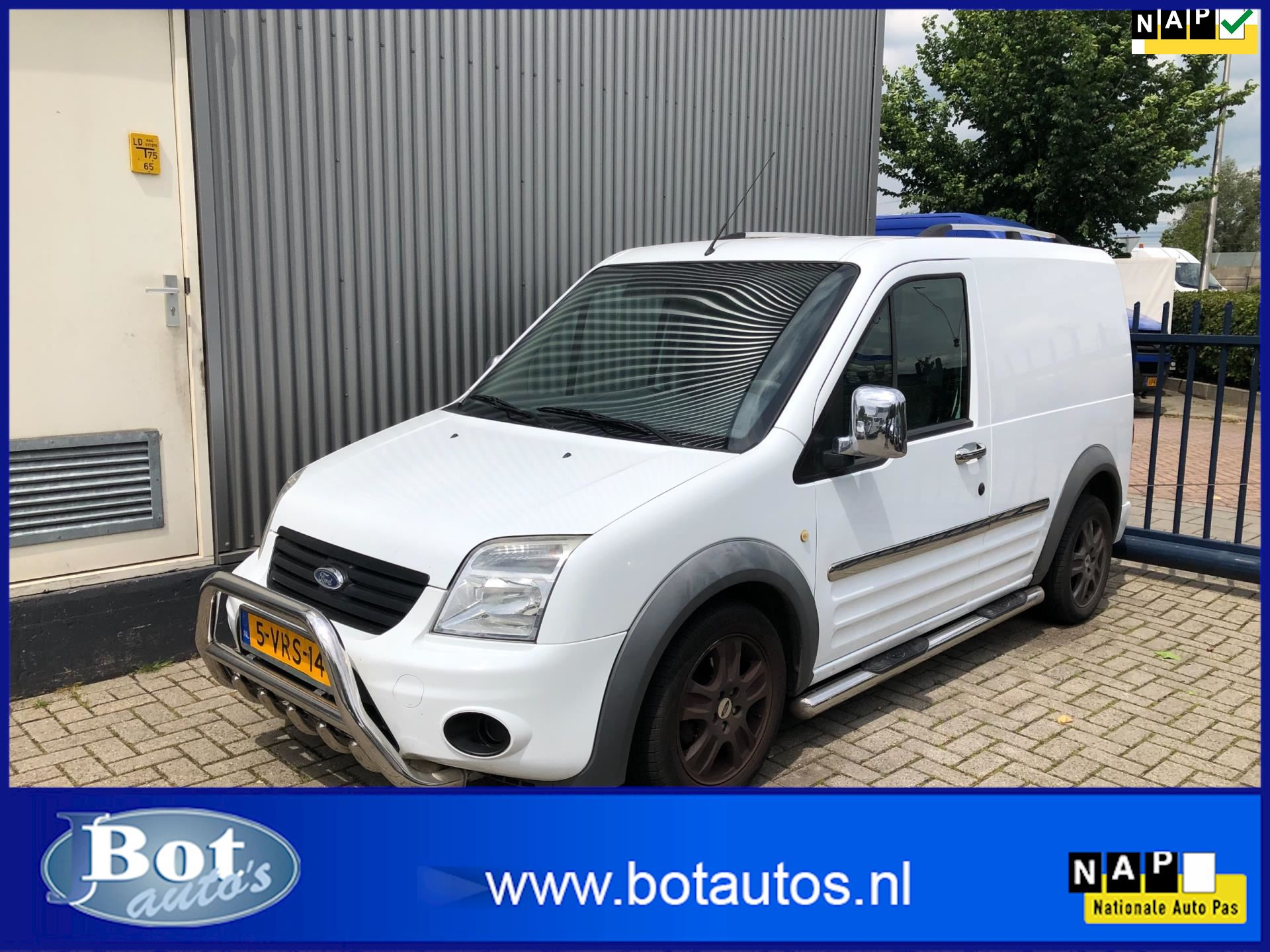 Ford Transit Connect occasion - Bot Auto's