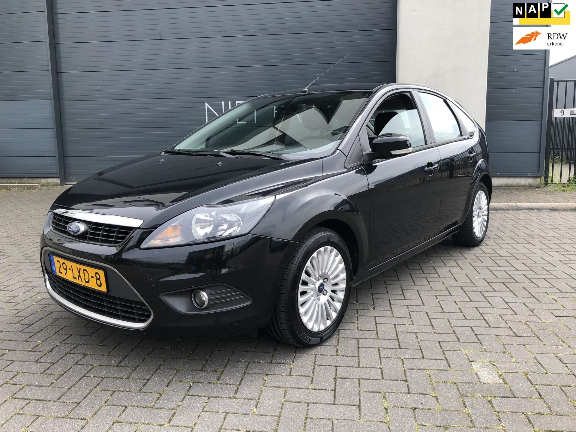 Ford Focus occasion - A2 Auto's
