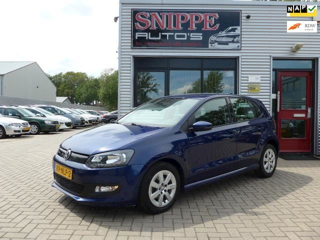 Volkswagen Polo 1.2 TDI BlueMotion Comfortline -5DRS-AIRCO-CRUISE-