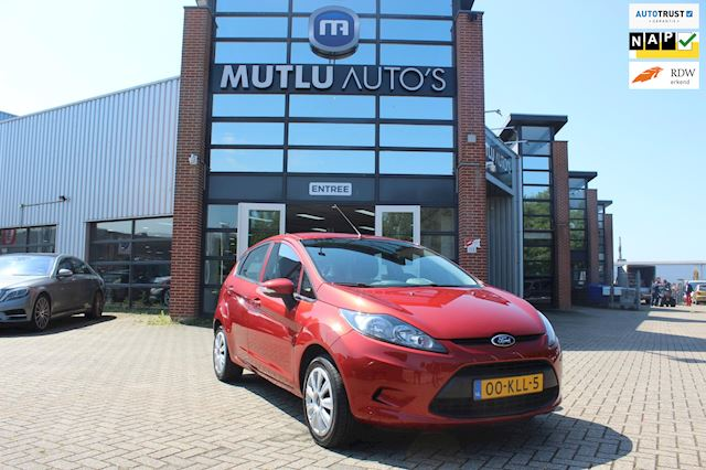 Ford Fiesta 1.25 Limited 5drs,Airco,NAP,APK