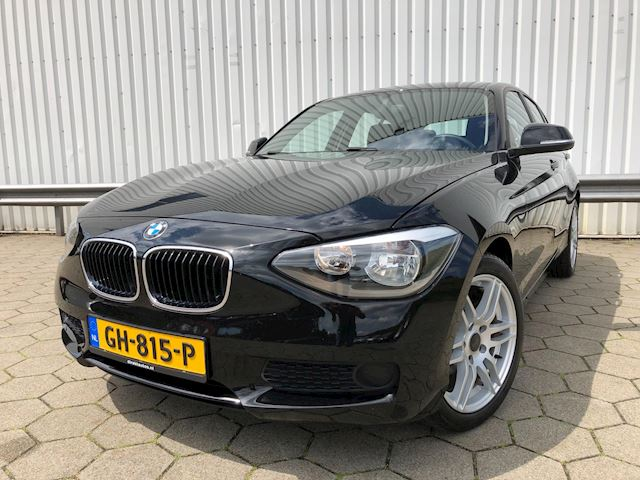 BMW 1-serie 114i/start-Stop/Cruise/Airco/Topstaat!