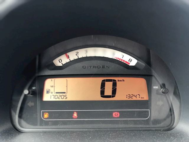 Citroen C3 1.4i Ambiance (bj 2008) Climate Control