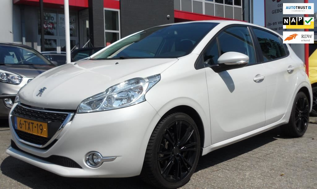 Peugeot 208 occasion - Gebo Auto's