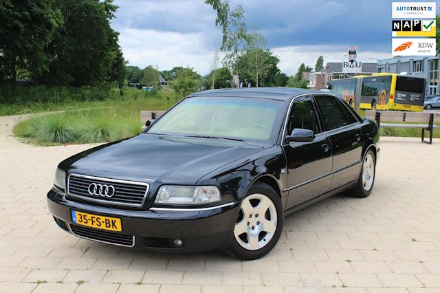 Audi A8 4.2 5V quattro Lang Exclusive Protection Bulletproof