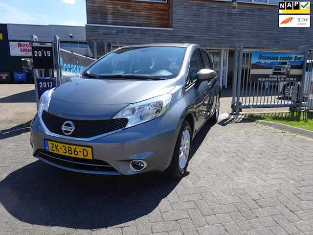 Nissan Note 1.2 Connect Edition Rondomzicht camera ,Dodenhoek detectie,rijstrooksensor, rijklaar