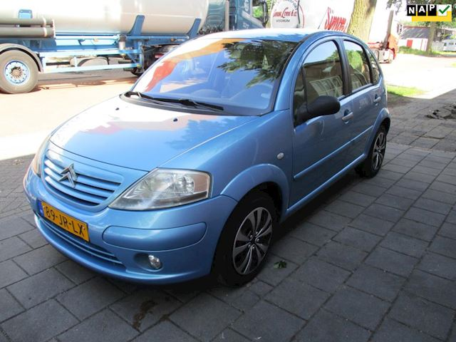 Citroen C3 1.4i Exclusive GERESERVEERD
