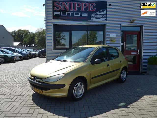 Peugeot 206 occasion - Auto Snippe