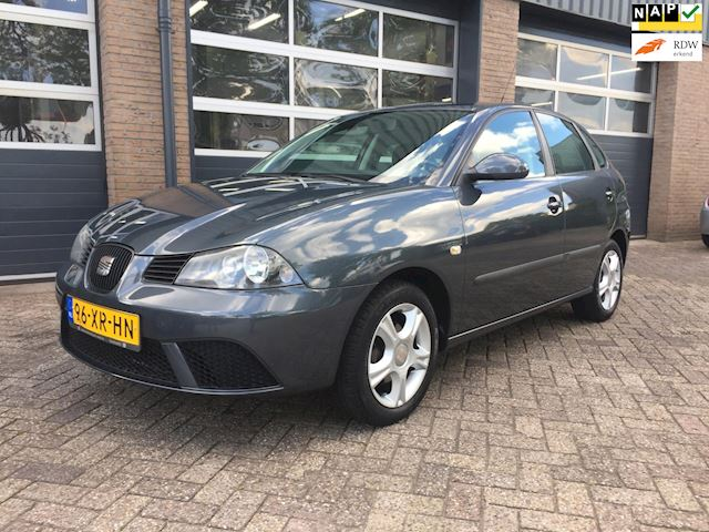 Seat Ibiza 1.4-16V Trendstyle 5 drs Airco