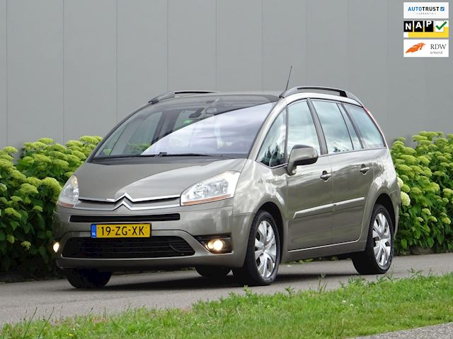 Citroen Grand C4 Picasso 1.8 16v Exclusive _@ 7-Pers. Trekhaak NL-Auto
