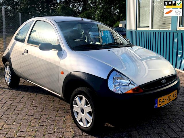 Ford Ka 1.3 Style Airco/APK 14-6-2020 NIEUWSTAAT NAP