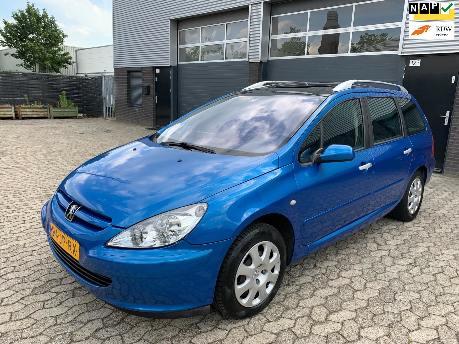 Peugeot 307 SW occasion - City Cars Breda