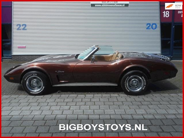 Chevrolet USA Corvette Convertible 5.7 V8