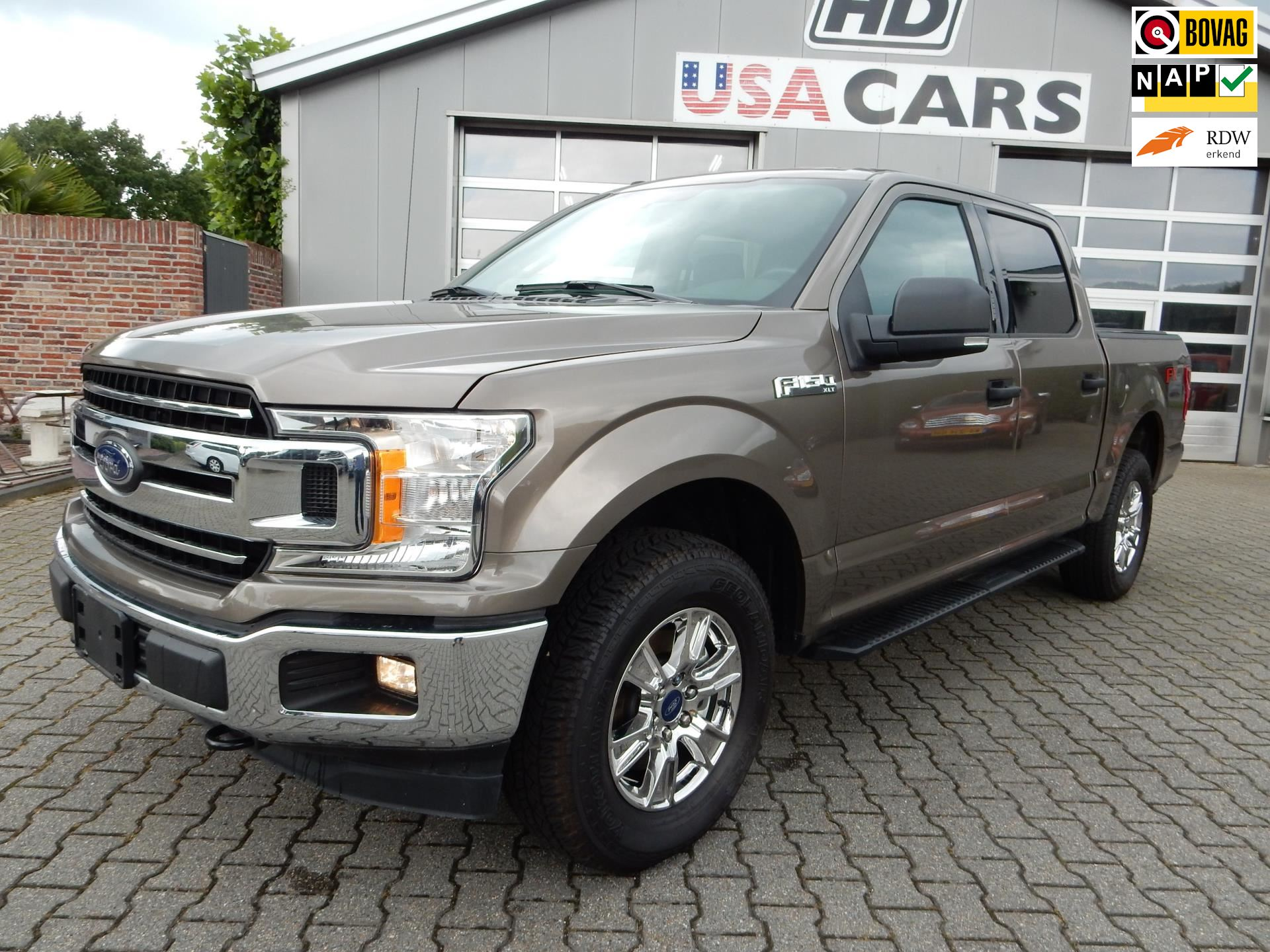 Ford USA 2019 F150 XLT 5.0Ltr V8 4X4 occasion - HD USA CARS