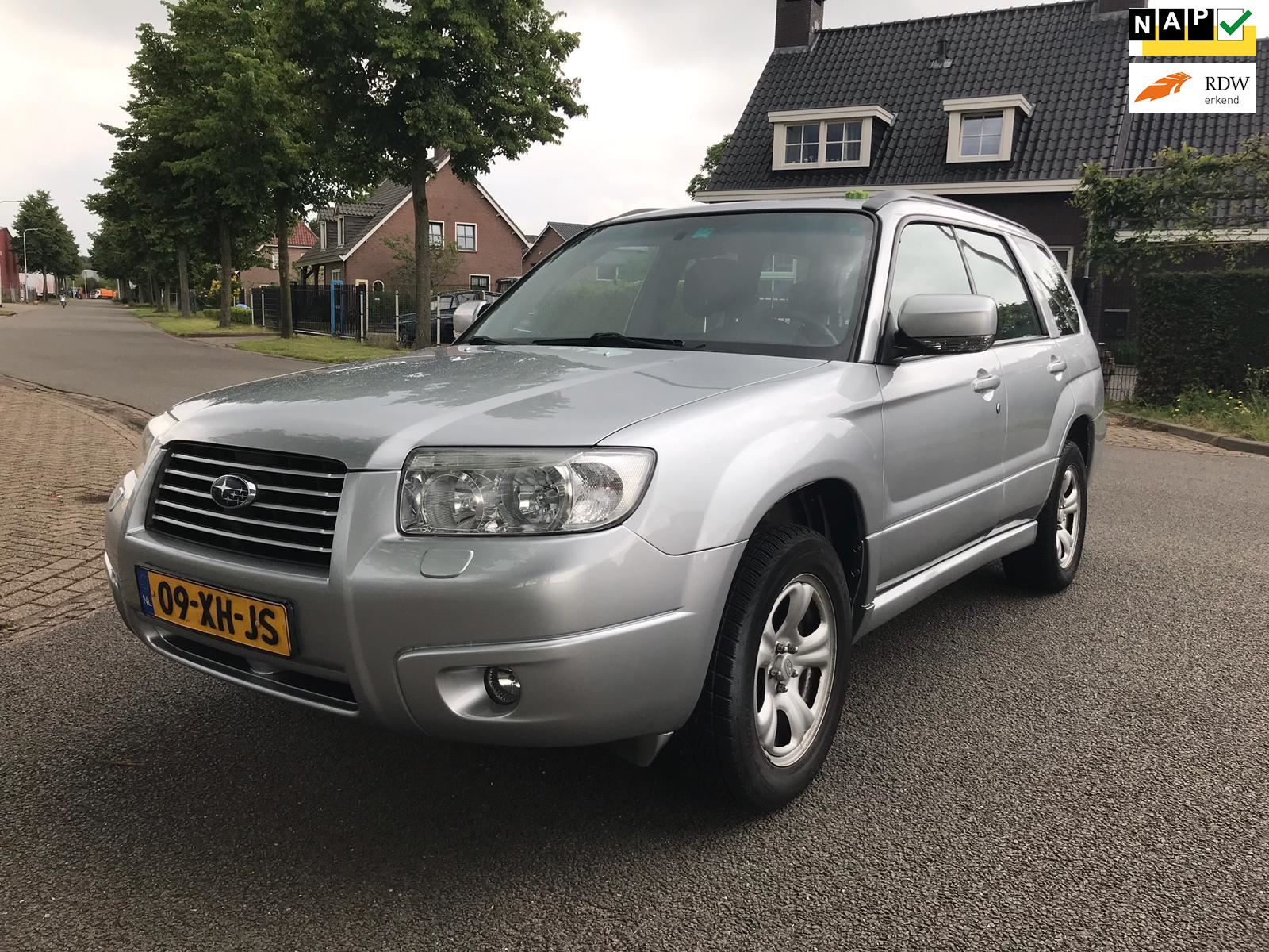 Subaru Forester occasion - ABV Holland