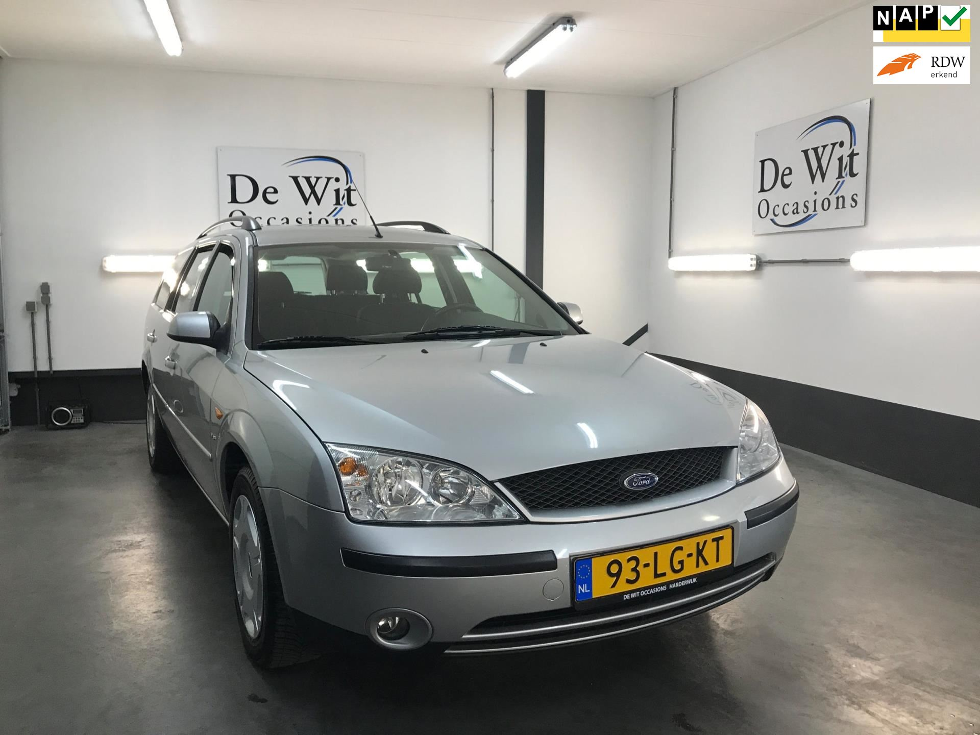 Ford Mondeo Wagon occasion - De Wit Occasions