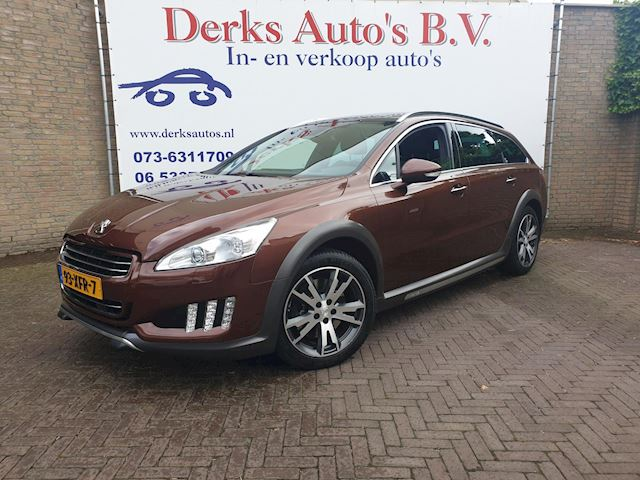 Peugeot 508 RXH 2.0 HDi Hybrid4 Full options