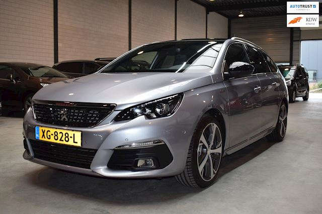 Peugeot 308 SW 1.2 PureTech GT-line EAT8 SW alle opties