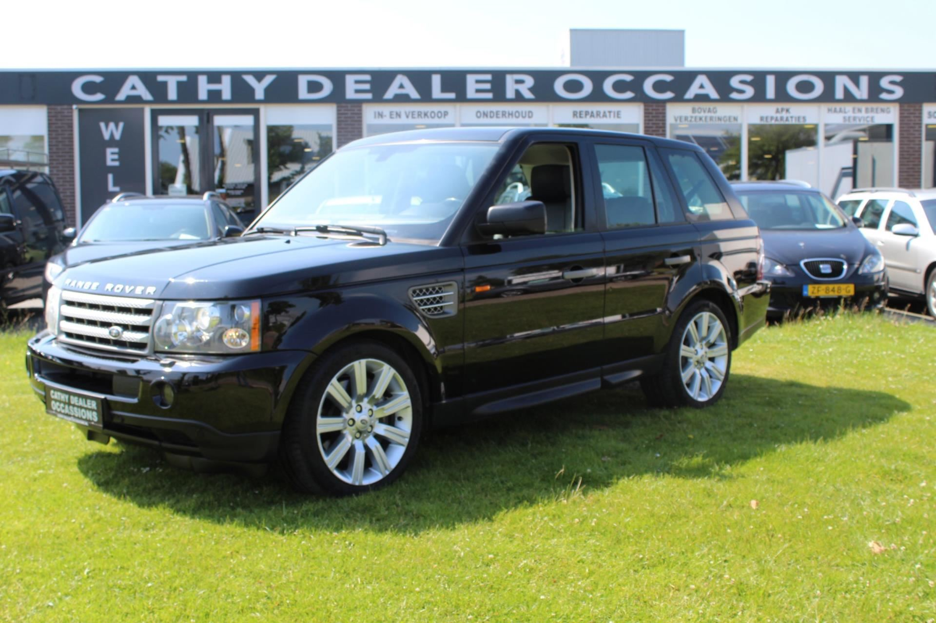 Land Rover Range Rover Sport occasion - Cathy Dealer Occasions