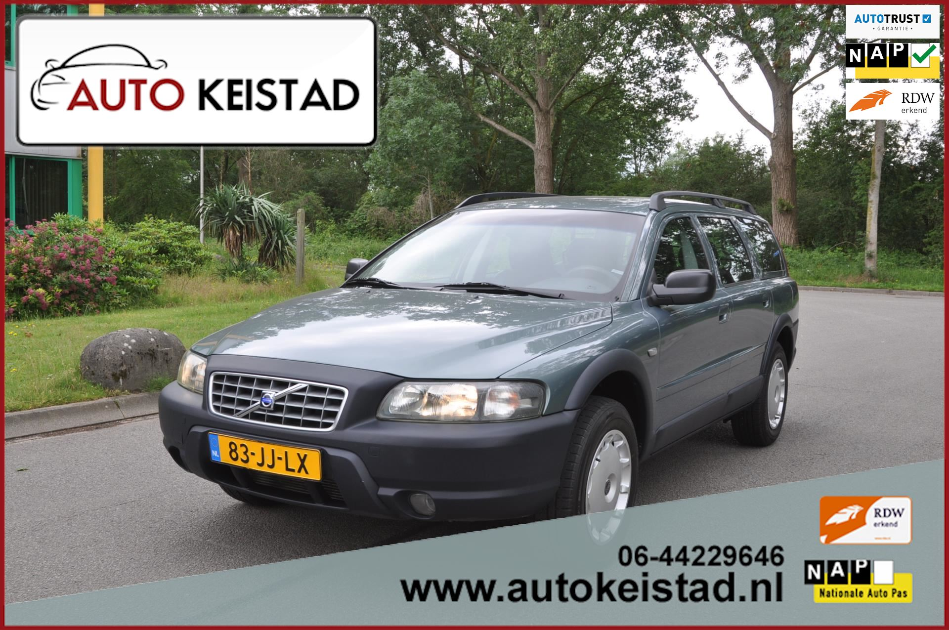 Volvo V70 Cross Country occasion - Auto Keistad