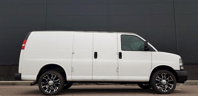 Chevrolet Chevy Van 2014 V8  prijs incl nieuwe LPG G3 en GARANTIE en nu voor