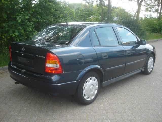 Opel Astra occasion - Theo Sonder Auto's