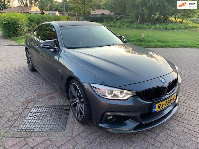 BMW 4-serie Coupé occasion - Westpoort Cars