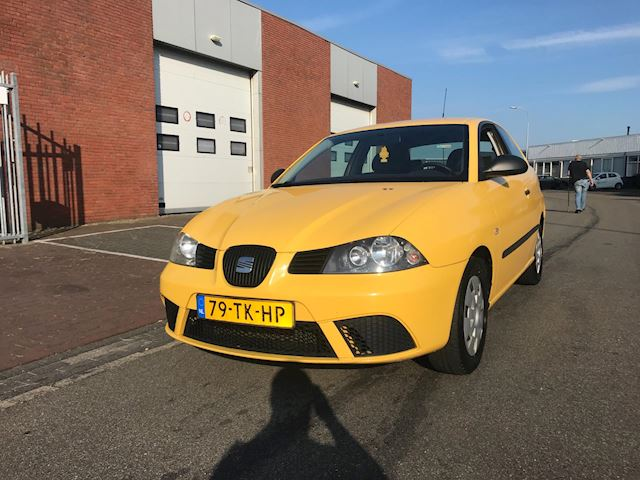Seat Ibiza 1.4-16V Reference / automaat / APK
