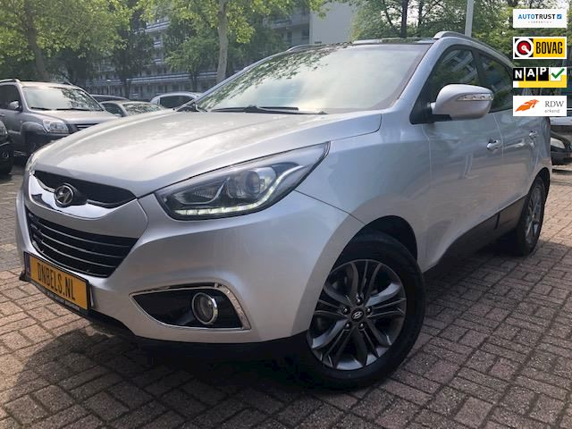 Hyundai Ix35 1.6i GDI i-Catcher Navi/Camera/Panoramadak/Open dak