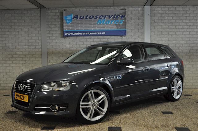 Audi A3 Sportback 1.4 TFSI Attraction Pro Line Business navi, ECC, Cruise