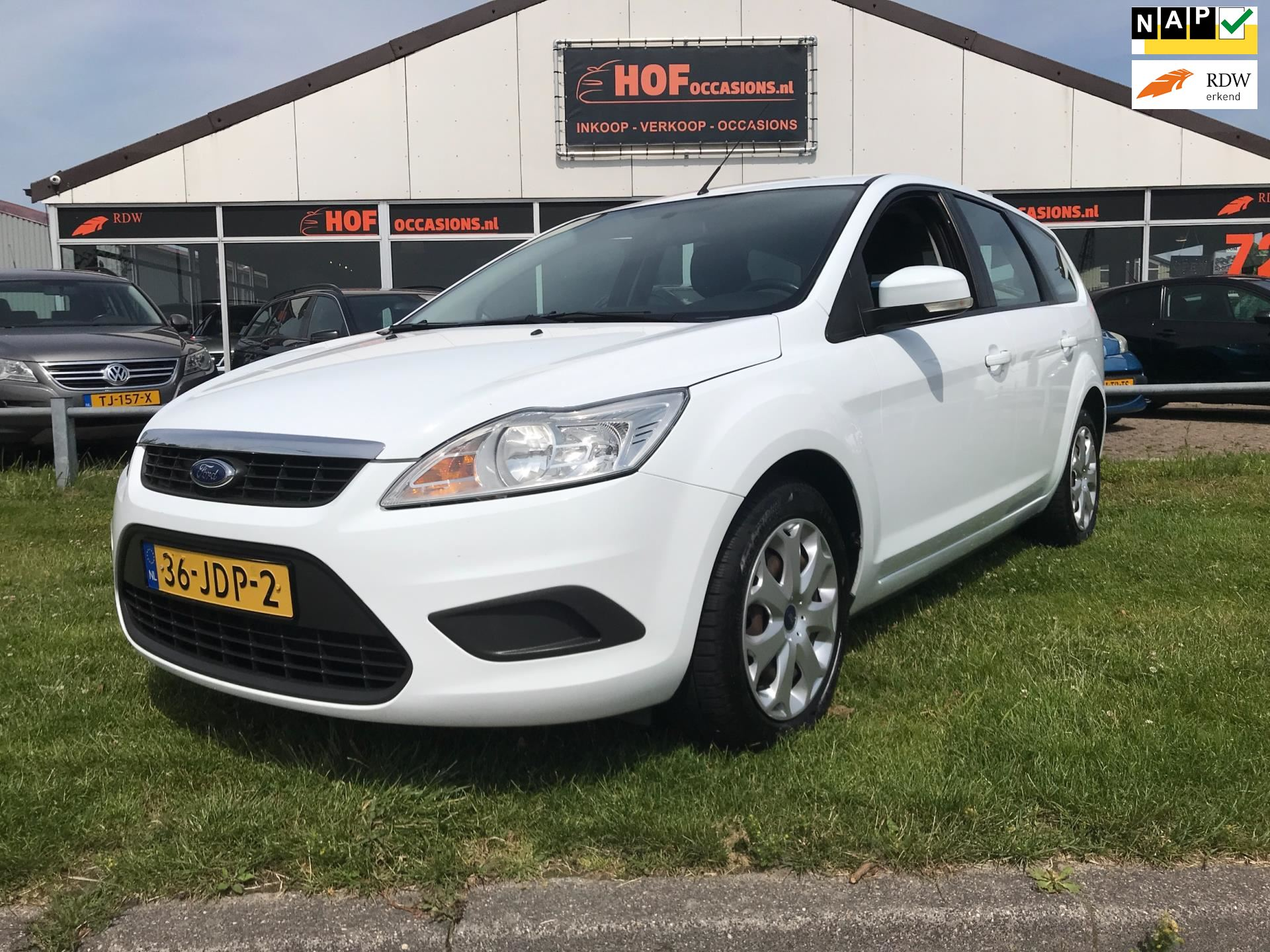 Ford Focus Wagon occasion - Hof Occasions