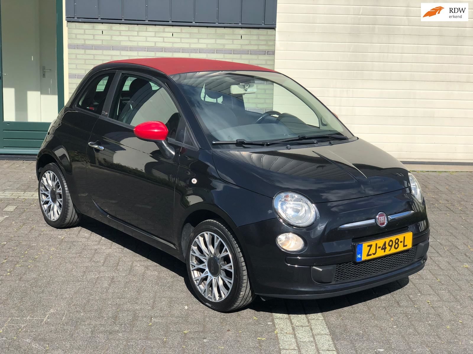 Fiat 500 C occasion - Waardse Auto's